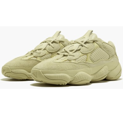 """China Fake Yeezy 500 """"Super Moon Yellow"""" DB2966 For Sale"""