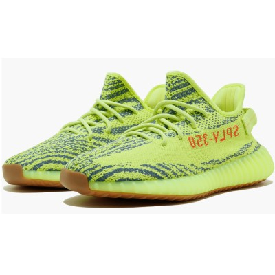 "Best Quality Yeezy Boost 350 V2 ""Semi Frozen"" B37572 For Cheap"