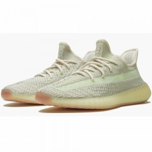 "2019 AAA Quality Yeezy Boost 350 V2 ""Citrin - Reflective"" For Sale"