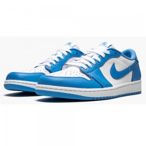 "Nike Low SB x Air Jordan 1 ""Eric Koston""- 'UNC' CJ7891 401"